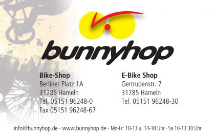 Bunnyhop Hameln - Bike-Shop