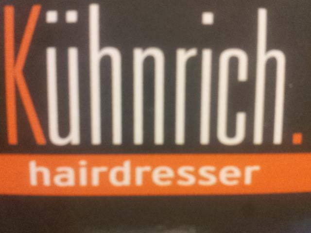 kuehnrich-hairdresser-logo