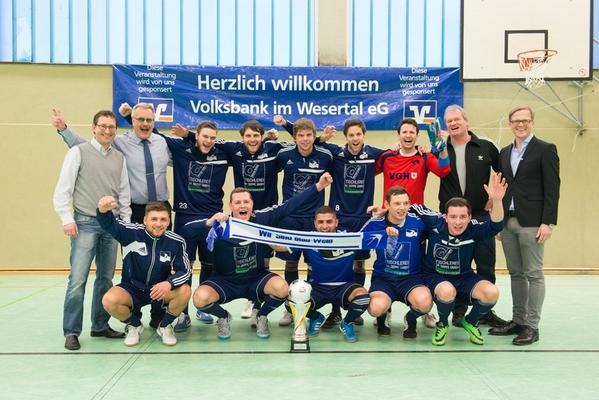 Volksbank-im-Wesertal Cup 2016 - © www.dewezet.de