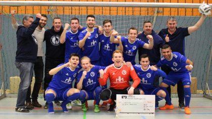 Turniersieg der 1. Herren beim Benze-Cup 2018